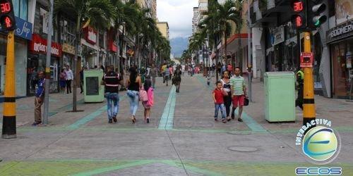 Carrera tercera con Calle 14 en Ibagué, 2018