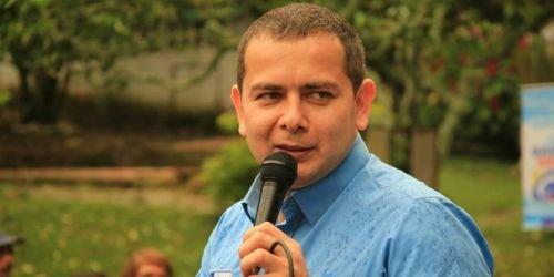 Miguel Barreto, candidato al Senado de la República por el Partido Conservador, 2018
