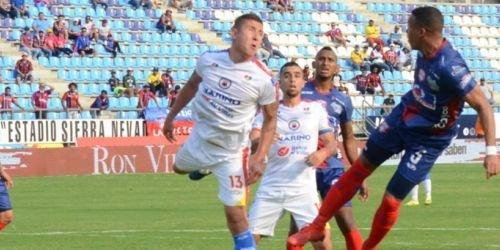 Victoria del Deportivo Pasto en Santa Marta