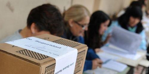 Jurado de votación, elecciones Congreso 2018