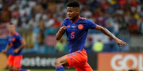 Debut de la Selección Colombia en la Copa América