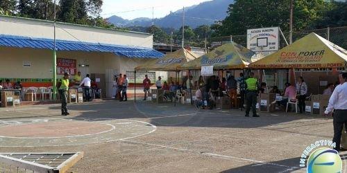 Jornada electoral en el Tolima, 2018