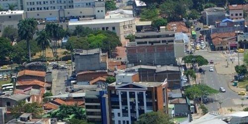 Estadio Pascual Guerrero, Cali, Valle del Cauca, Colombia.