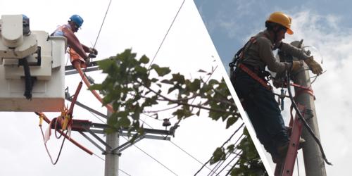 Remodelación de redes eléctricas