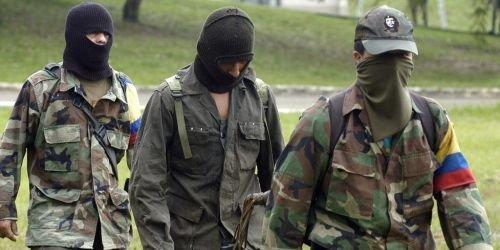 Farc, guerrilla, Colombia, 2018