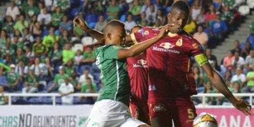 Julián Quiñones, defensa del Deportes Tolima