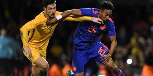 Johan Mojica, Selección Colombia