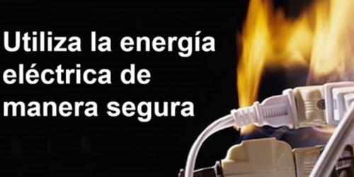 Energía eléctrica segura