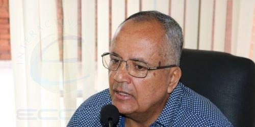 Óscar Barreto Quiroga, gobernador del Tolima, 2018