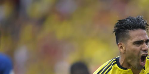 Falcao, Selección Colombia, 2018