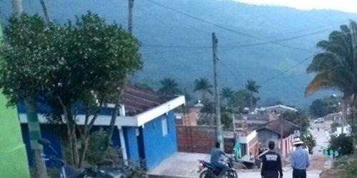 Emergencia en Villa Hermosa, Tolima, 2018
