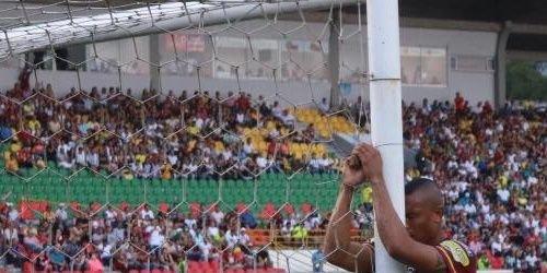 Ángelo Rodríguez, delantero del Deportes Tolima