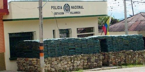 Estación de Policía de Villarrica