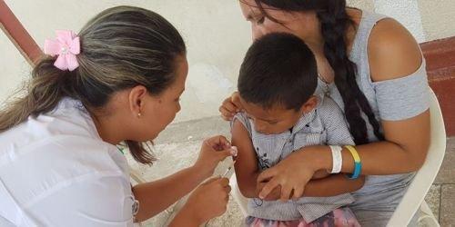 jornada de vacunación 14 de abril 2
