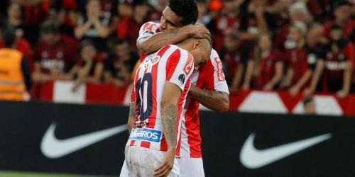 Junior pierde Sudamericana