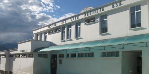 Hospital San Juan Bautista de Chaparral