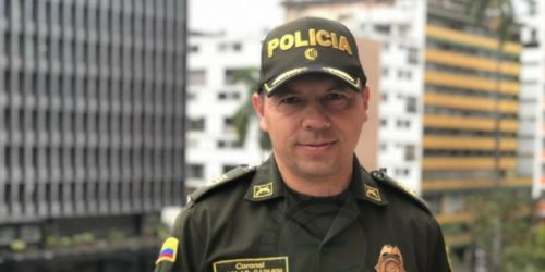 Nicolás Carmen Aristizábal, Coronel METIB