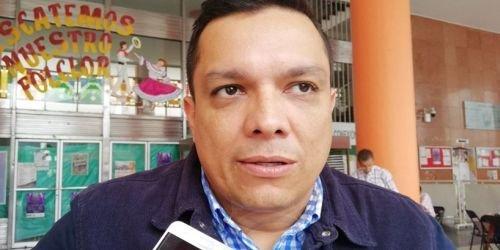 Eyber Javier Triana, funcionario de la Secretaría de Desarrollo Económico