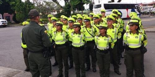 Policia Tránsito Ibagué