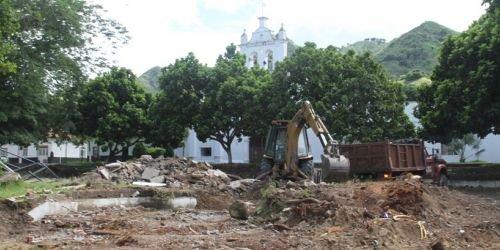 Remodelación del parque Alvarado HD