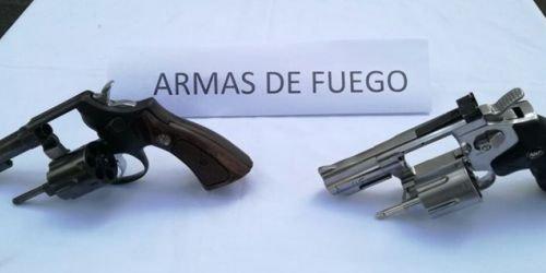 Armas de fuego Metib
