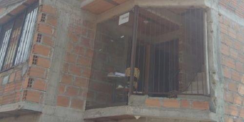 Construcciones ilegales Hato de la Virgen