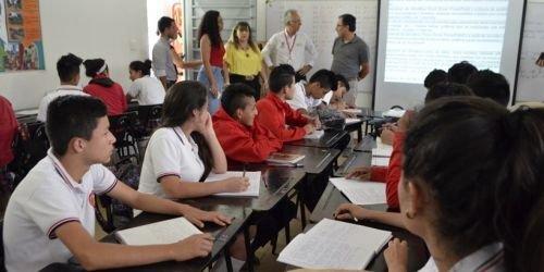 Salón de Clases-Alcalde de Ibagué 21 de julio