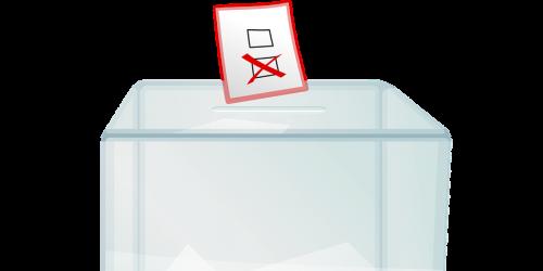 Urna votos HD