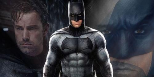 Batman con Ben Affleck
