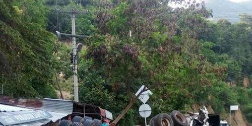 Accidente Boqueron Tolima
