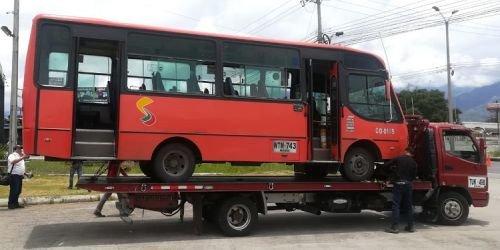 Busetas Ibagué, transporte público Ibagué