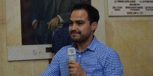 Camilo Ossa, personero Ibagué