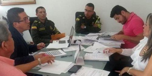 HD reunión agentes de tránsito Tolima- 16 de noviembre
