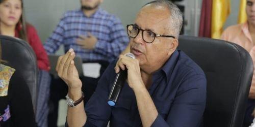 HD- Óscar Barreto Quiroga, llamado de atención, 15 de noviembre