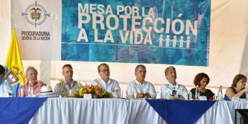HD-Mesa De Protección A La Vida-Iván Duque