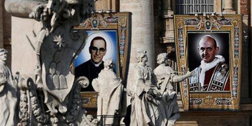 Arzobispo Óscar Romero