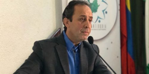 HD-superintendente de Salud Nacional, Fabio Aristizábal Ángel,  20 de noviembre