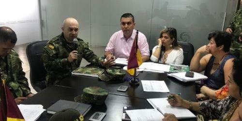 Consejo de Seguridad Tolima 6 de agosto