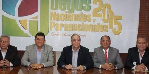Andrés Botero Juegos Nacionales