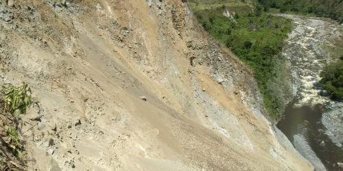 HD-Río Cucuana falla