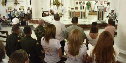 Jornada de Oración contra suicidios