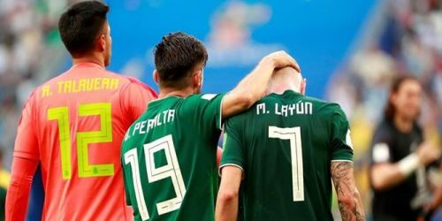 México versus Brasil