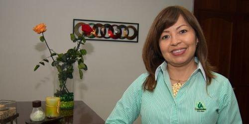 Comfenalco, Diana Lucia Reyes