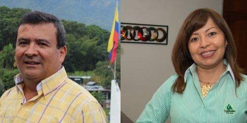 Nelson Norbey Quintero, Diana Lucia Reyes, Comfenalco, Comaftolima