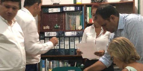 Elección candidato del CD a la Gobernación
