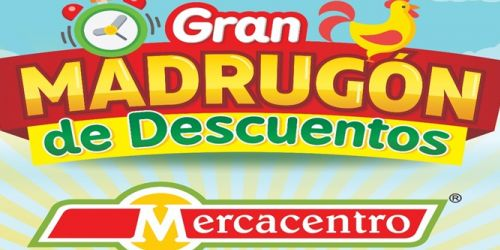 Madrugón Mercacentro