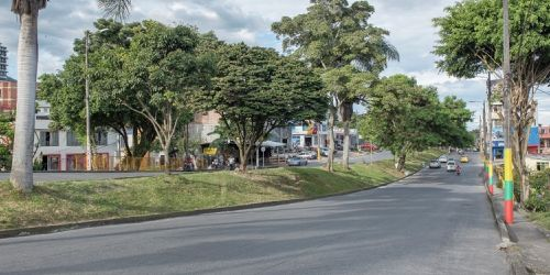 Avenida Ferrocarril, Bicicarriles Ibagué