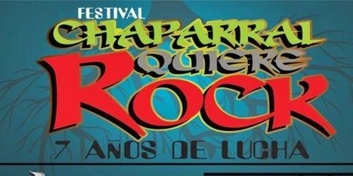 Festival Chaparral Quiere Rock