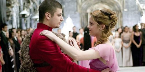 Hermione y Krunt