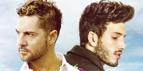 "Sebastian Yatra y David Bisbal ""A Partir de Hoy"""